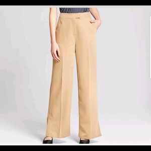 Mossimo Supply Co. Pants - New Camel / Tan Wide Leg Pant Size 8